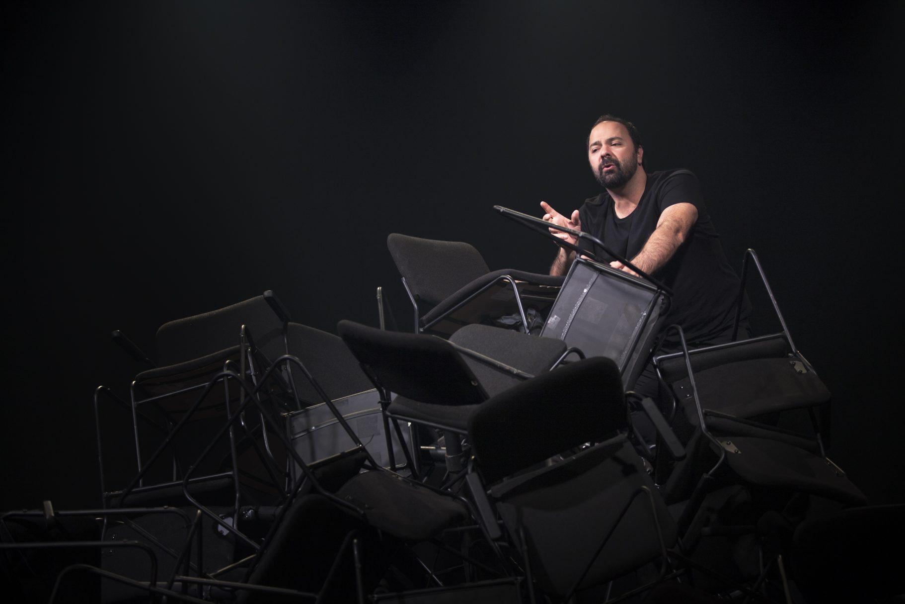Mani Soleymanlou, ZÉRO